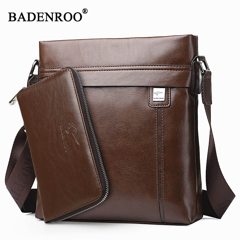 Men Business Shoulder bags pu Leather All-match Zipper Bag for Men Cross body Messenger bags for ipad High quality Casual design стоимость