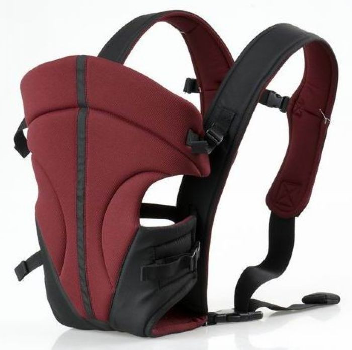 0-24 bulan bayi ransel sling Mode mummy kanguru bungkus tas ergonomis - Aktivitas dan peralatan anak anak - Foto 5