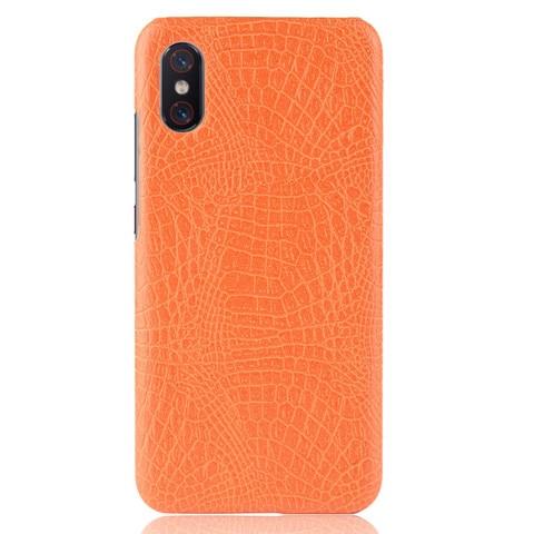 Xiaomi Mi 8 Pro Case Xiaomi 8Pro Luxury Crocodile pattern PU leather Back Cover Phone Cases For Xiaomi Mi 8 Pro Global version Karachi