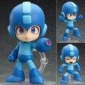 Figura de Ação Rockman Megaman X Zero Figuras Nendoroid 100mm Nendoroid 556 # Mega Man Modelo Brinquedos Anime Rocha homem boneca