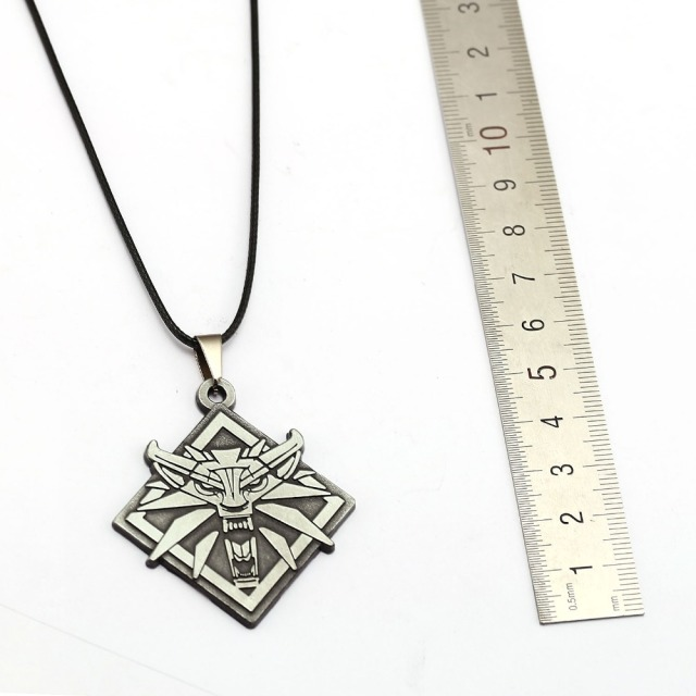 Witcher Necklace 2