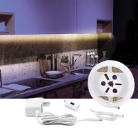DBF LED Hand Wave Strip Light Waterproof 3M 12V 8 100 Linear Bright Dimmable Smart