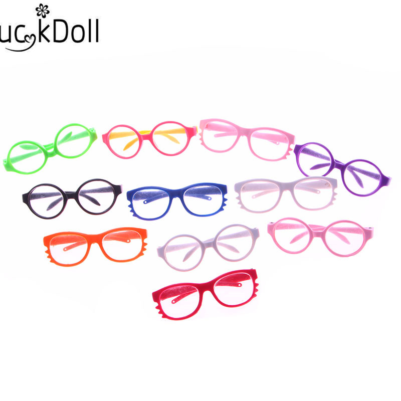 LUCKDOLL2019 New Fashion Multi-Color Dolls For 18-Inch American Dolls Doll Accessories For Children's Best Toys