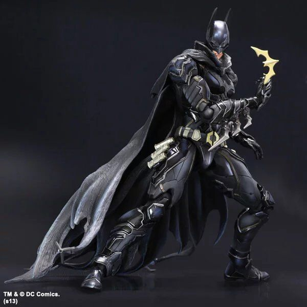 MODEL FANS The Dark Knight Batman PLAY ARTS KAI Batman Blue Black Limited Edition PVC Action Figure Collectible Model Kids Toys mary pope osborne magic tree house 2 the knight at dawn full color edition