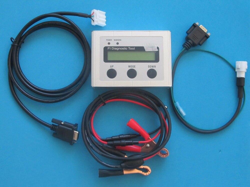 Motorrad scanner für yamaha motor diagnosescan-werkzeug 2 jahre garantie griff