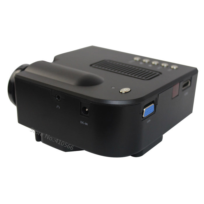 GM40 Projector 10