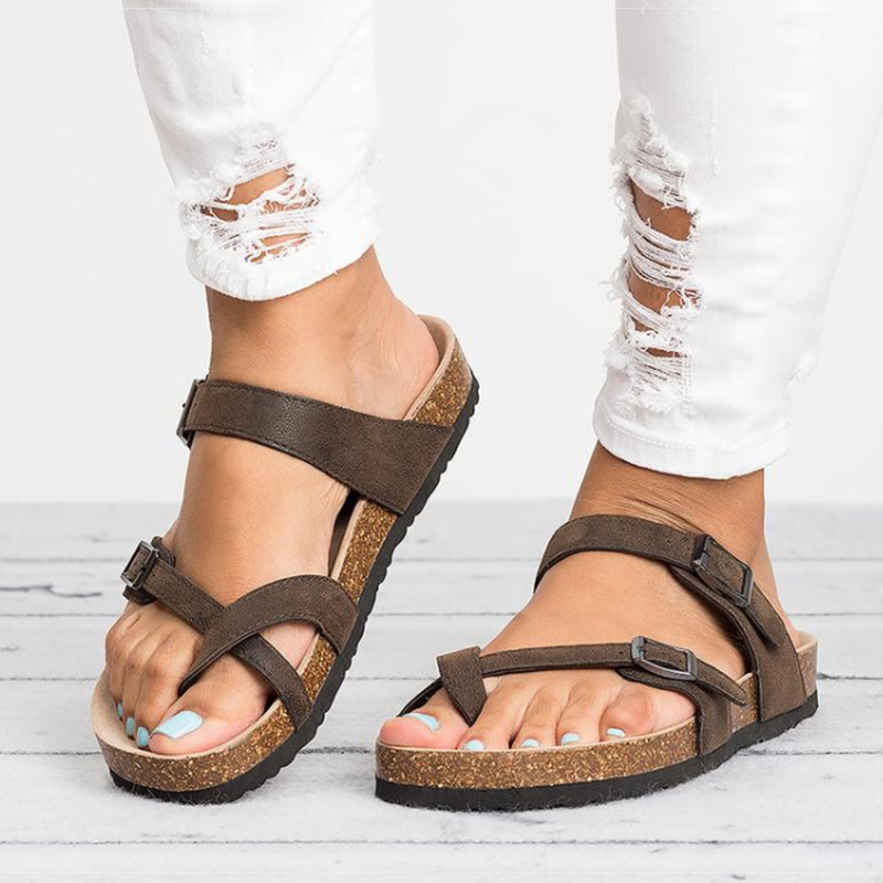 Women Sandals Rome Style Summer Sandals For 2019 Flip Flops Plus Size 35 43 Flat Sandals Innrech Market.com