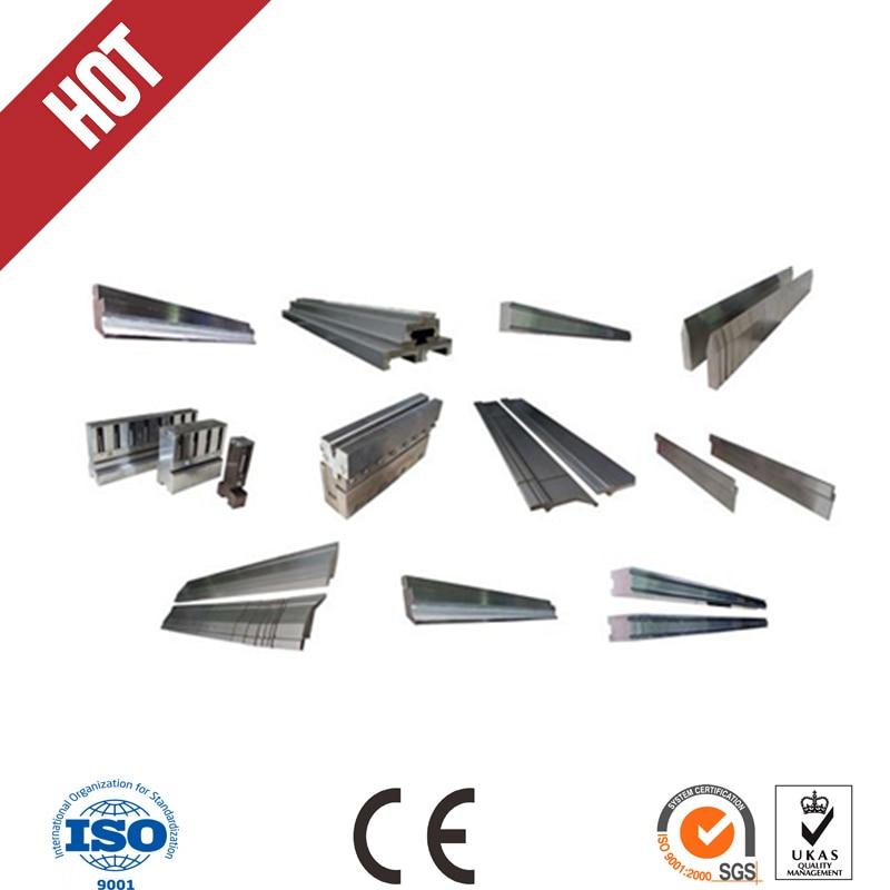 CE certificate of press brake v block bending dies from China  цены