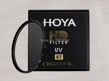 Hoya 67mm HD UV Ultra-Violet Filter Digital High Definition Lens Protector For DSLR SLR Camera Lens