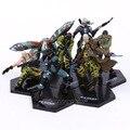 METAL GEAR SOLID 2: SONS OF LIBERTY Raiden Figuras Colecionáveis Brinquedos Modelo 7 pçs/set Solid Snake