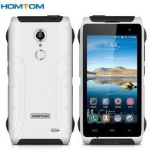 (24 Stunden Versand) HOMTOM HT20 4G IP68 Wasserdicht Android 6.0 Quad Core 2G RAM 16G ROM 3500 mAh 8MP Fingerabdruck Mobilen telefon
