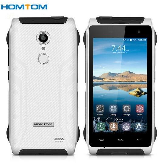 HOMTOM HT20 Waterproof Smartphone IP68 Android 6 0 MT6737 Quad Core 2G RAM 16G ROM 3500mAh