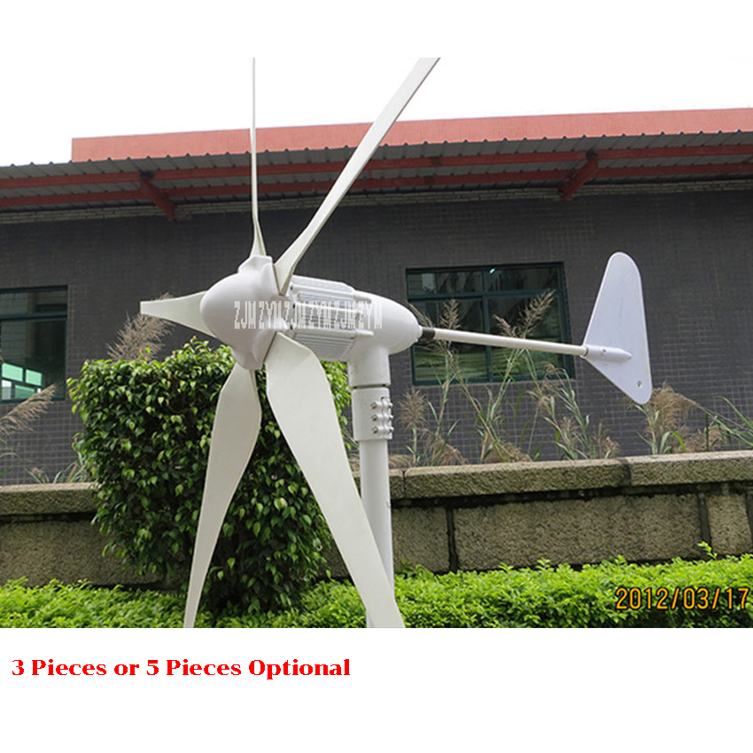 Z-500W Wind Generator 500W 12V/ 24V Wind Power Turbine 3 Blades or 5 Blades Small Wind Generator 740r/m High quality stylish ethnic flowers print voile infinity scarf for women