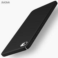 ZUCZUG ZUK Z2 Luxury phone case for Lenovo ZUK Z2 Pro cover Ultra Slim Frosted Shield Matte back skin for ZUK Z 2 protector
