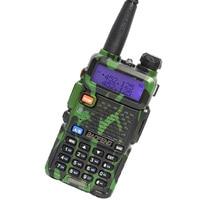 vhf uhf Baofeng UV5R מכשיר הקשר שני הדרך רדיו UV5R משדר 128CH 5W VHF UHF 136-174Mhz & 400-520Mhz Band Dual (5)