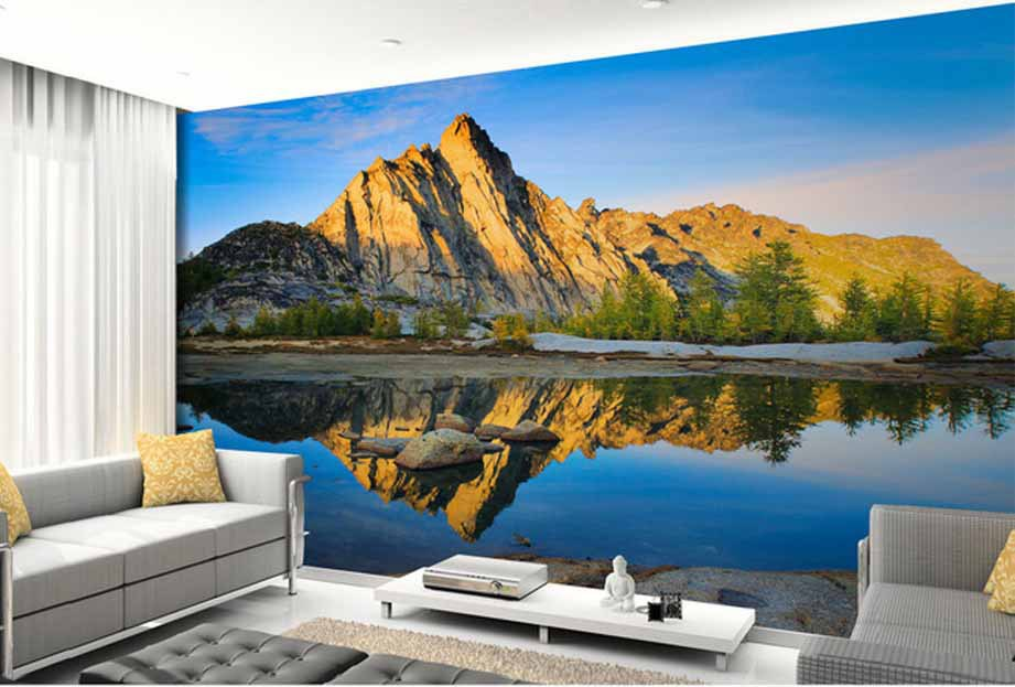 Indoor Wall Mural Wallpaper National Geographic Landscape Photography The  Yellowstone Park Free Delivery In Wall Stickers From Home U0026 Garden On ... Part 38