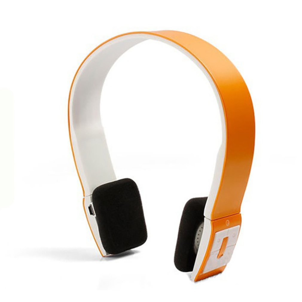 BH23 4G Wireless Bluetooth Stereo Headset Enhanced Noise Reduction Head Band Type Earphone With Mic for IOS/Android Smartphone