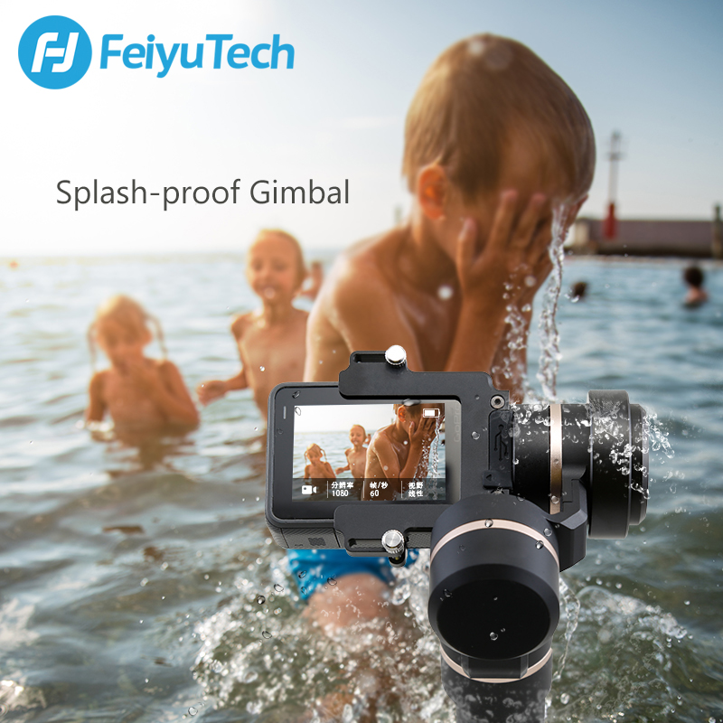 FeiyuTech officiële winkel voorverkoop fy G5 3-assige handheld - Camera en foto - Foto 3