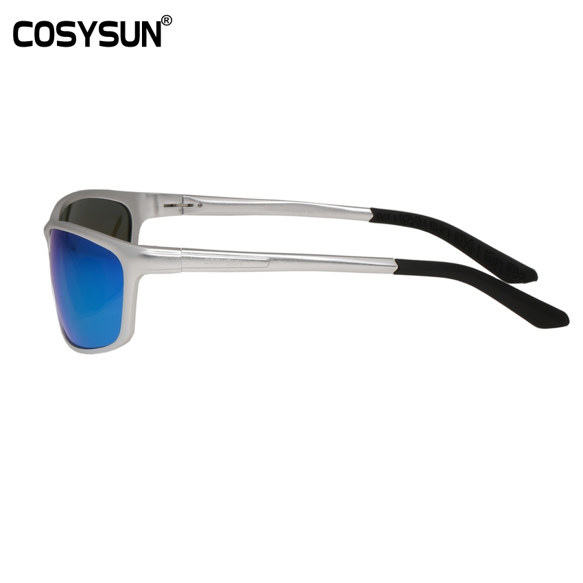 Aluminum Sunglasses  aliexpress com 2016 mens polarized rimless aluminum