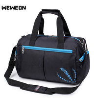 Professional 24L Large Sports Bag Gym Bag Men Women Portable Travel Gym Tote Basketball Training Bag