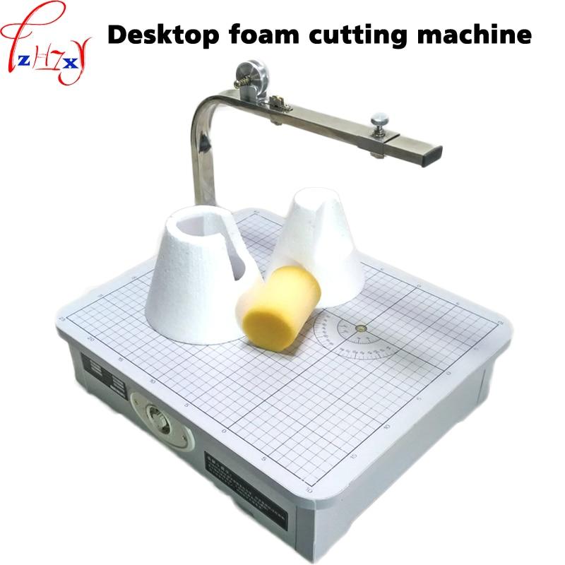 1PC 220V Desktop foam cutting machine S403 desktop hot wire electric foam cutting machine tools pc 220 б у
