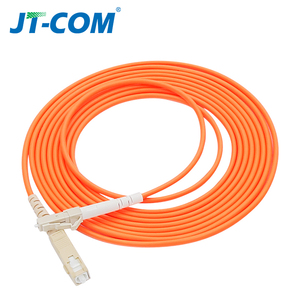 Image 5 - 10pcs 1Gb OM2 LC LC Fiber Cable Multimode Duplex 2.0 3.0mmFiber Optic Patch Cord LC FC LC SC LC ST Multimode Simplex Fiber Cable
