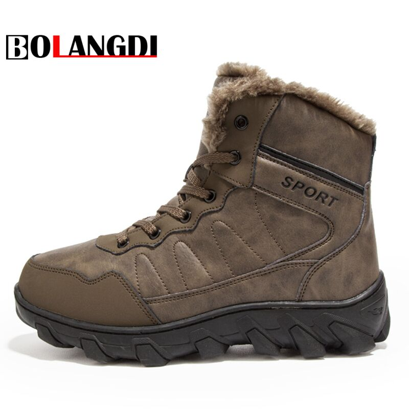 Bolangdi 2017 New Men Hiking Shoes Anti-Slip Outdoor Sport Shoes Walking Trekking Climbing Sneakers Zapatillas Comfortable Boots bolangdi 2017 new anti slip outdoor men hiking shoes high quality trekking camping shoes breathable lace up brand sport sneakers