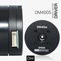 DM4005/DM4010/DM4015 Driver Gimbal Motor Robot Arm Encoder Motor Servo Controller Hollow Motors Support Diameter 8 22MM Slipring