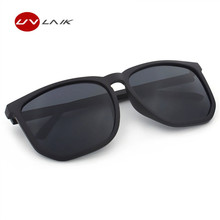 0d96dc4a70b UVLAIK Geometric Oversized Sunglasses Women Men Brand Designer Male Female  Big Frame