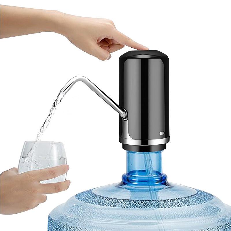 Dispensador De Agua Embotellada 5L 7.5L 4.5L холодная бутылка Кран Автоматический условиями Портативный питьевой воды дозатор 003