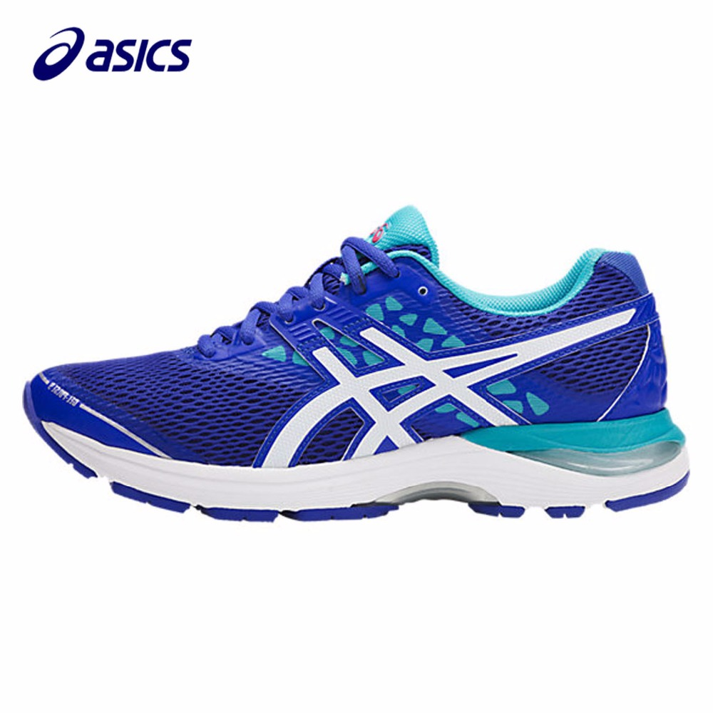 Orginal ASICS New Women Running Shoes  Breathable Stable Shoes Outdoor Tennis Shoes Classic Leisure Non-slip T7D8N-2093