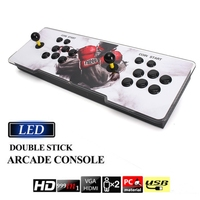 999 In 1 Double Stick Arcade Game Joystick Classic Retro Style Video Game Console With VGA
