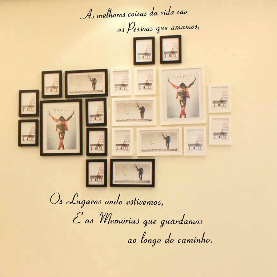 Portuguese wall sticker - The Best Things About Memories Of Portugal Vinyl Wall Decals L ...