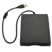USB дисковод гибких дисков 1.1/2.0 внешний 3.5 «1.44 МБ портативный для портативных ПК