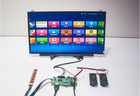 HDMI LVDS To EDP Signal Controller Board 17 3 IPS N173HCE E31 1920x1080 EDP 2 Lanes