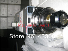 3KW air cooled spindle Engraving machine spindle motor 3kw 4pcs ceramic bearings spindle motor for cnc