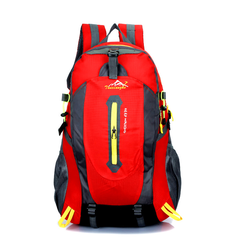 mochila escola de moda bolsa Técnica : Thick Nylon Backpack