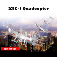 Drone with optional HD Camera  X5C-1 RC Helicopter Quadrocopter Remote Control Toys Professional 4CH Quadcopter VS x5c x5 FSWB