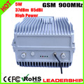 5W High Power GSM 900mhz repeater 5Watts GSM mobile phone signal repeater 37dBm 85dBi 900mhz cell phone booster gsm amplifier