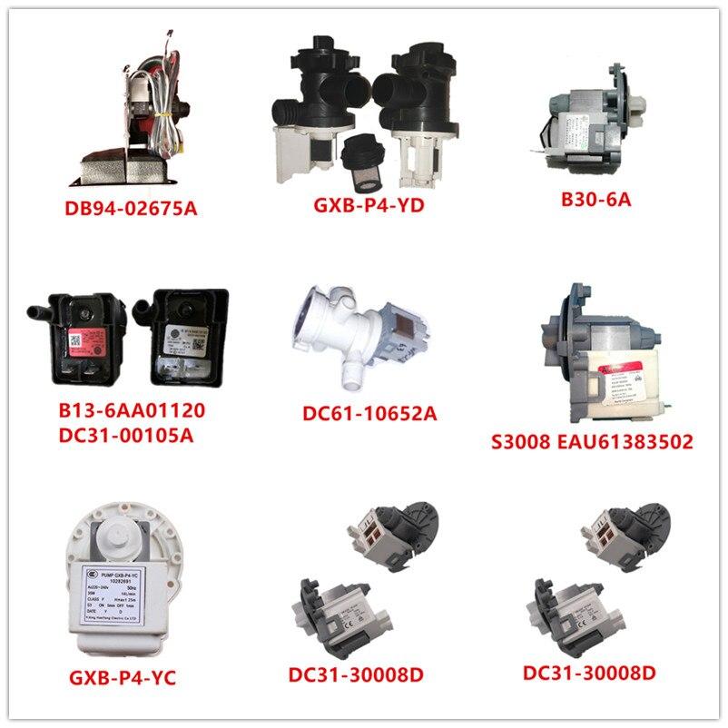DB94-02675A| GXB-P4-YD| B30-6A| B13-6AA01120| DC31-00105A| DC61-10652A| S3008 EAU61383502| GXB-P4-YC| DC31-30008D Good Working