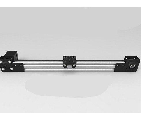 3d принтер 2040 v-slot Z axis ЧПУ раздвижной стол алюминиевый профиль 300 мм синхронный ремень слайд линейный привод комплект