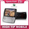 Оригинальный разблокирована Sony Ericsson Xperia PLAY R800i Zli G 5MP камера wifi A-GPS android сотовый телефон Игры телефон Восстановленное