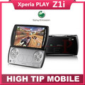 Original unlocked Zli Sony Ericsson Xperia PLAY  R800i G 5MP camera wifi A-GPS android cell phone Game phone Refurbished