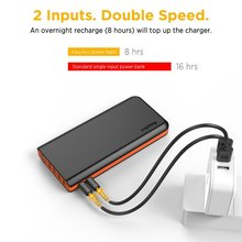 26000 mAh 4 Ports USB Power Bank