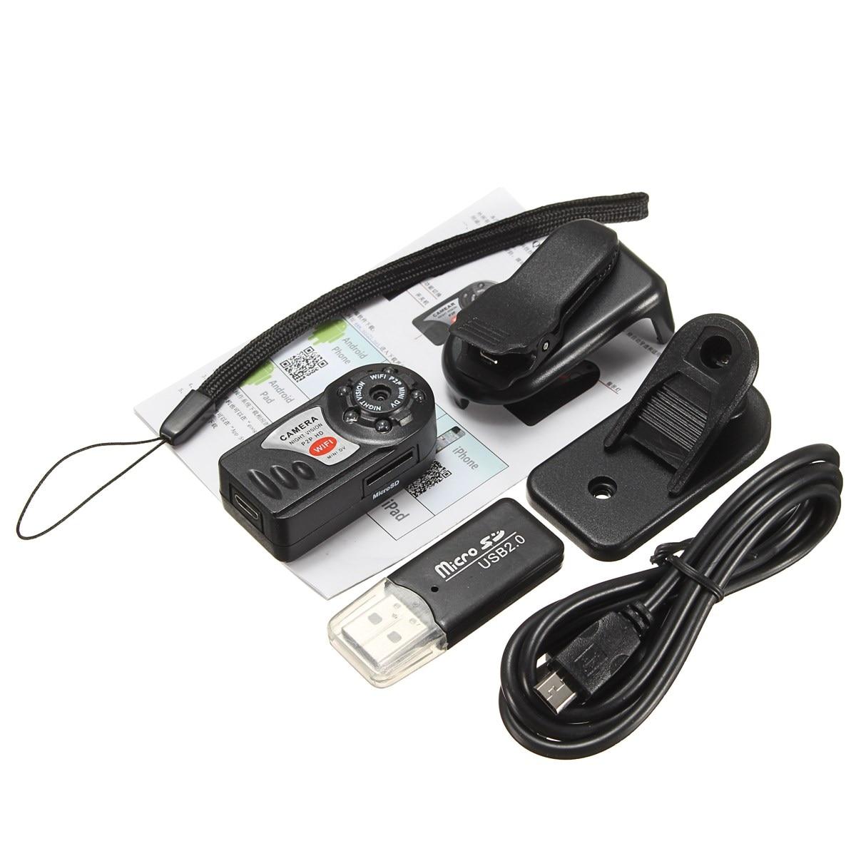 new 1 set 480p wireless wifi p2p mini cam ip surveillance camera for iphone android da ir night. Black Bedroom Furniture Sets. Home Design Ideas