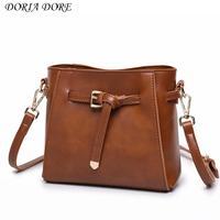 2017 female summer retro solid handbag design designer bag bag zipper small solid barrel simple young economy