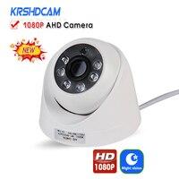 KRSHDCAM Full HD 1080P AHD Camera Bullet indoor Security CCTV 3.6mm lens Night Vision Waterproof IP66 Home Video Surveillance