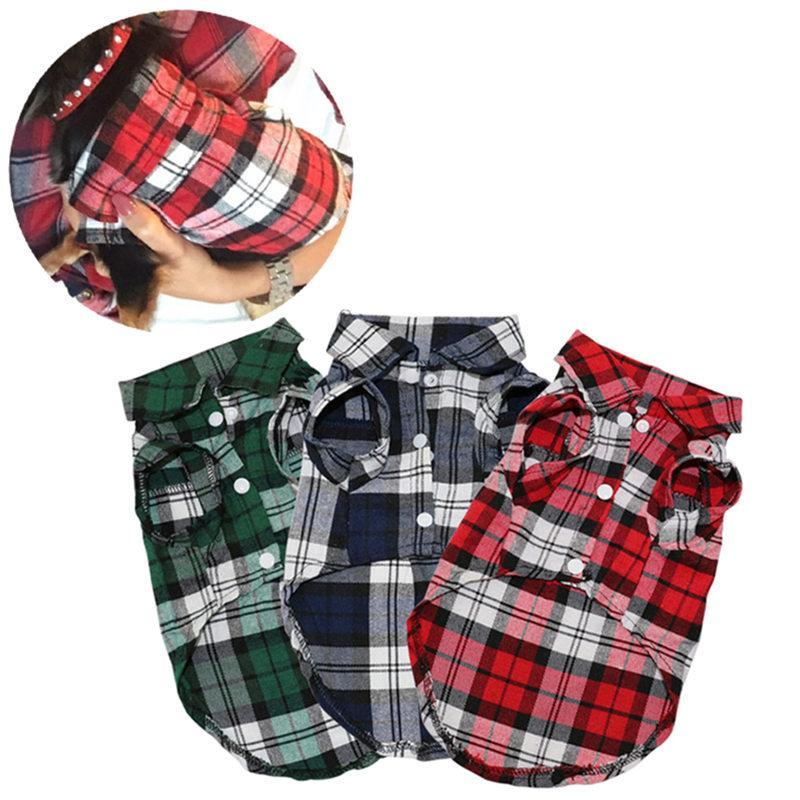 Dog Clothes Summer Dog Shirts for Small Medium Dogs Pet Clothing Yorkies Chihuahua Clothes Best Sale