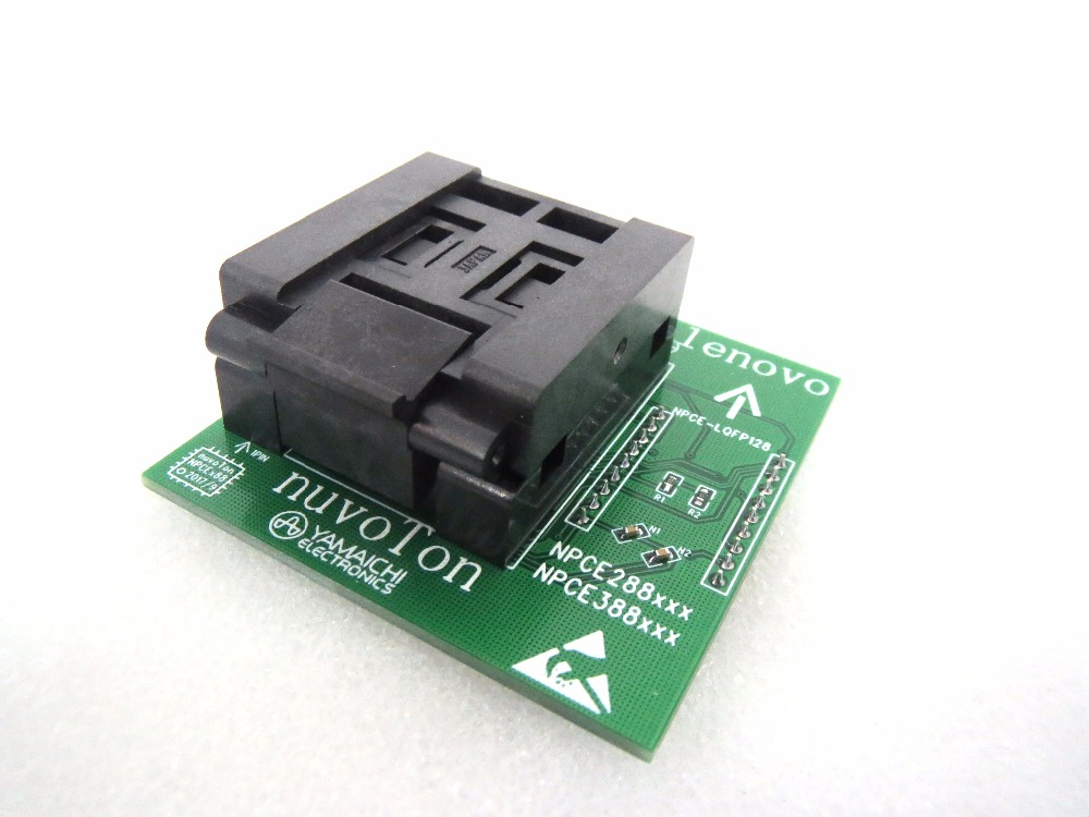 Image 2 - NECP288 NECP388 SOCKET adapter For RT809H Programmer-in Integrated Circuits from Electronic Components & Supplies