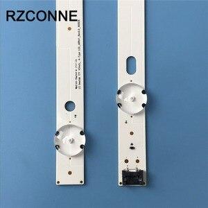Image 5 - Led backlight strip 7 lamp for LG Innotek 17Y 43inch_ A Type LC43490059A 43UJ634V 43UJ630 43UJ630 ZA 43UJ6309 HC430DGG SLTL13